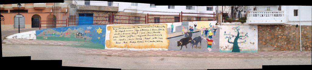 Gibrantiago Monument des Danks